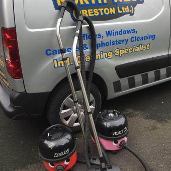 cleaners Preston